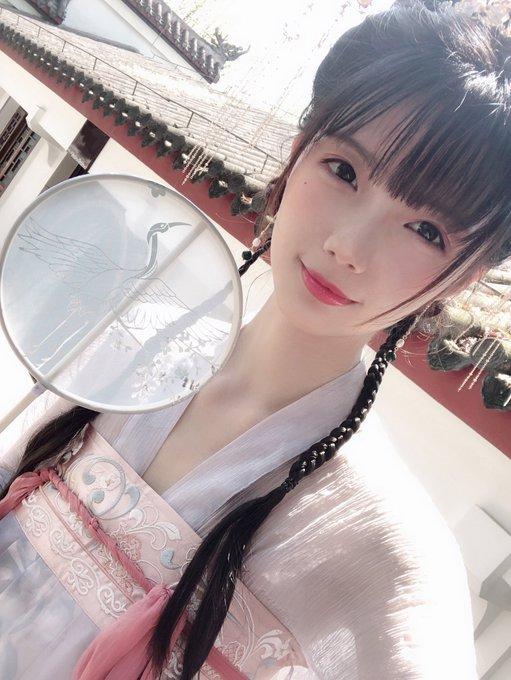 コスプレイヤー茶叶小果のTwitter画像40
