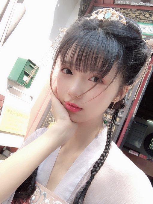 コスプレイヤー茶叶小果のTwitter画像39