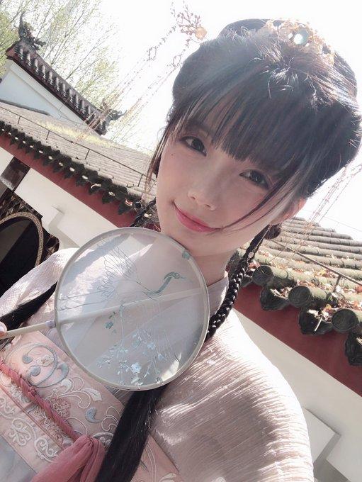 コスプレイヤー茶叶小果のTwitter画像41