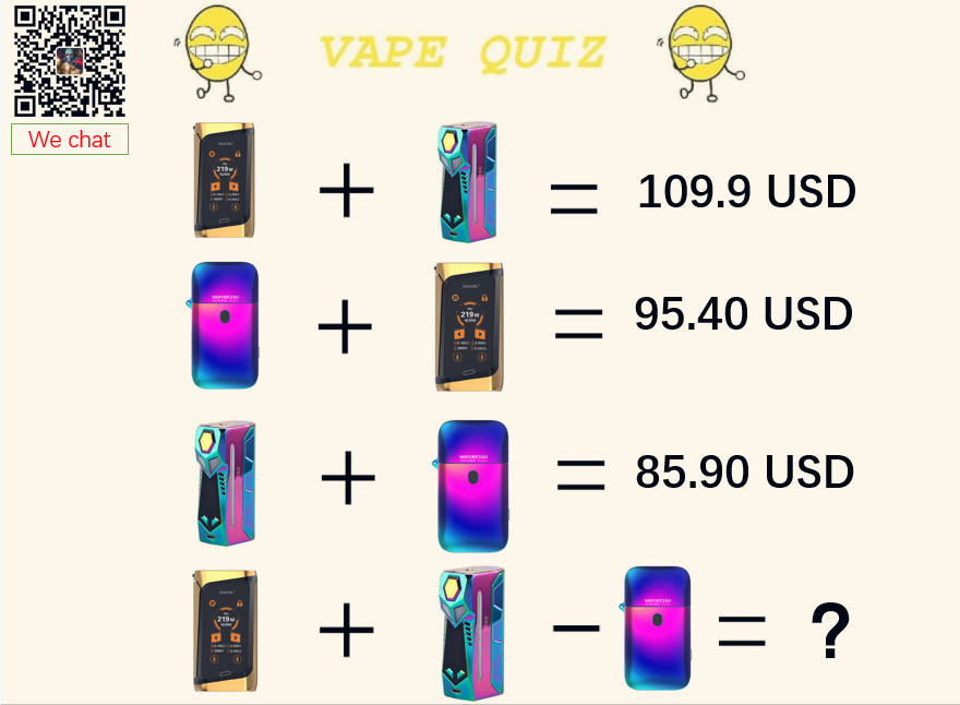 #vape #vaping #vapor #ejuice #Giveaway  Hi, my friends,  Vape Quiz time to win a free amazing AYI M1 kit:  Have the correct answer,  Post M1 to 50 SNS group (like Facebook, Wechat)  Got 100 thumbs up  Only 10 available, so hurry up for the Badass CBD M1 Kit !