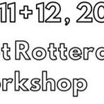 Image for the Tweet beginning: #EdiCitNet #Rotterdam #frontrunnercity start-up Workshop