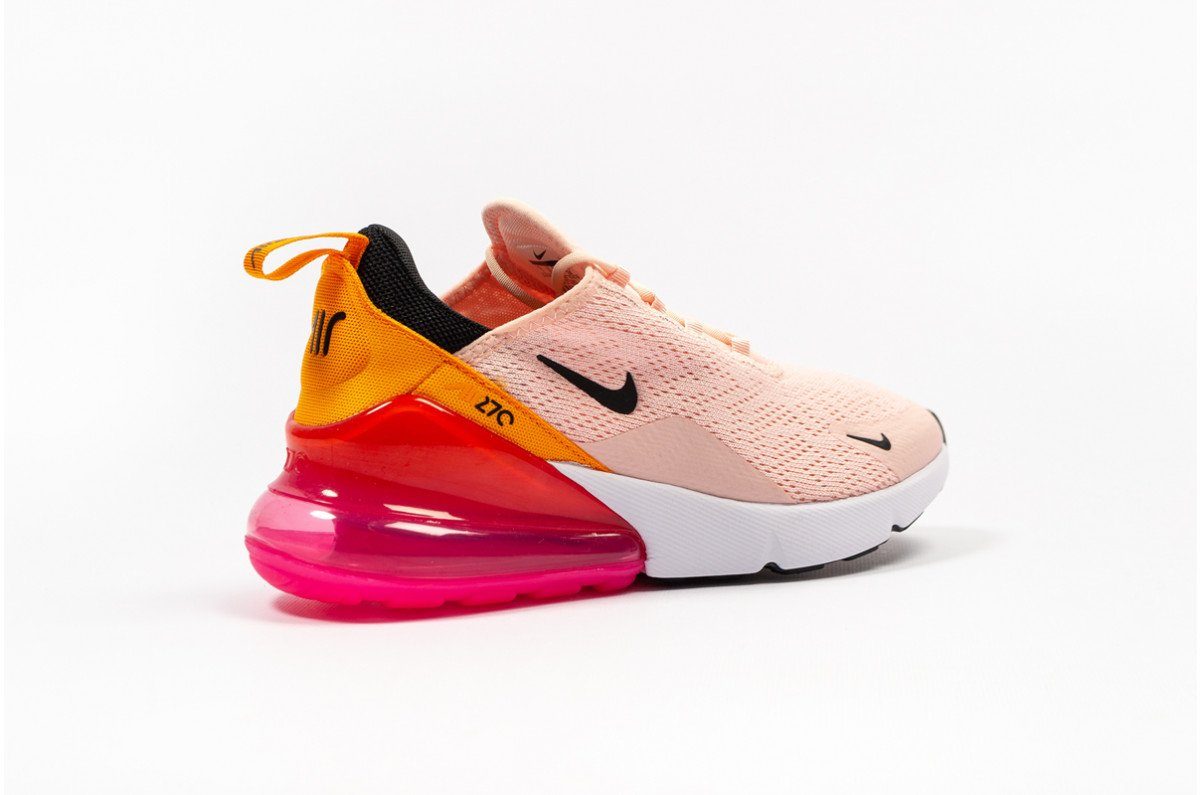 separation shoes 6bf91 51d9e Nike s latest Air Max 270 is a color-blocked dream in