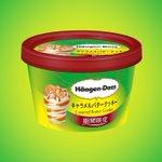 「キャラメルバタークッキー」6月11日発売‼ハーゲンダッツ