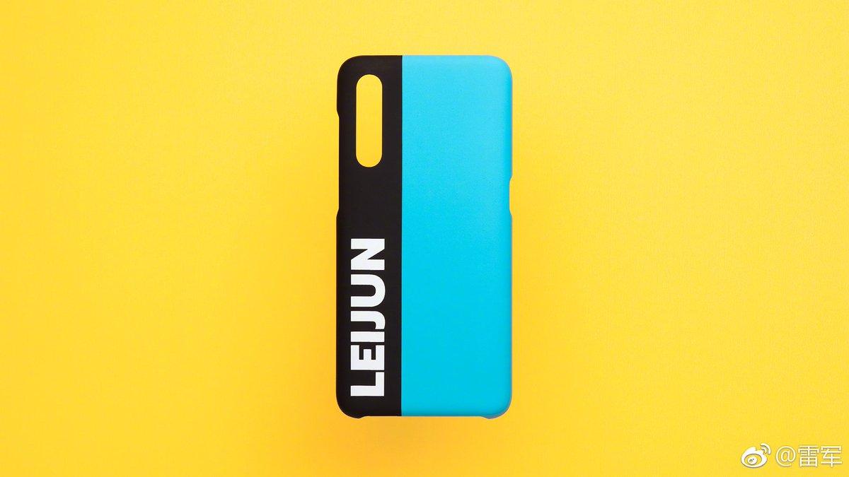 Debido a las altas ventas del Xiaomi Mi 9, la empresa lanza forros personalizados sobre Lei Jun