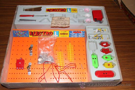 """El arduino de los 70: electroL.Vist amb distància, segurament la """"joguina"""" que més em va influir. #airgam #arduino @YofuiaEGB"""