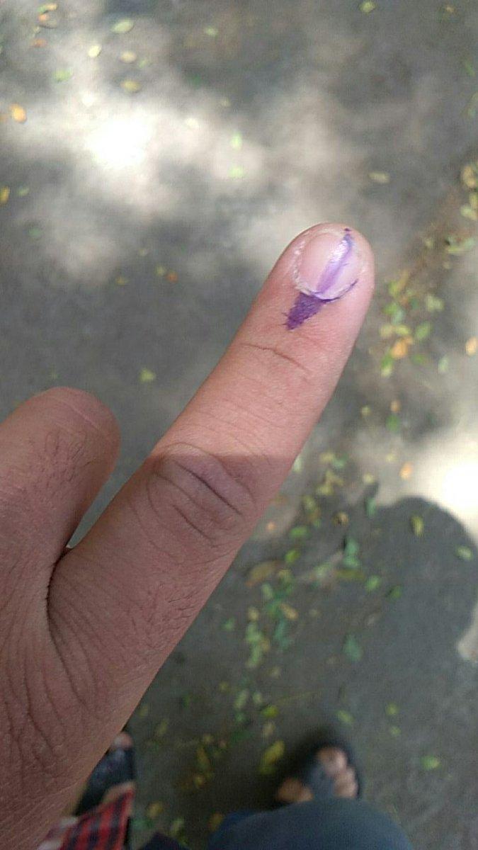 Atharva Ghare's photo on #VoteKar