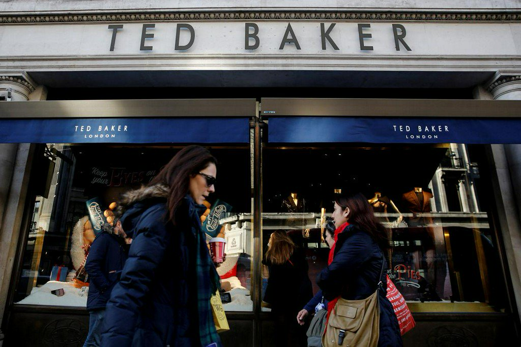 d9663555166d ted baker appoints new ceo as probe into founder s conduct ends