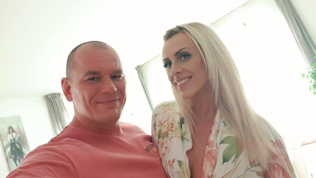 With @BrittanyBardot1 #dp #doublepenetration #hardcore ...