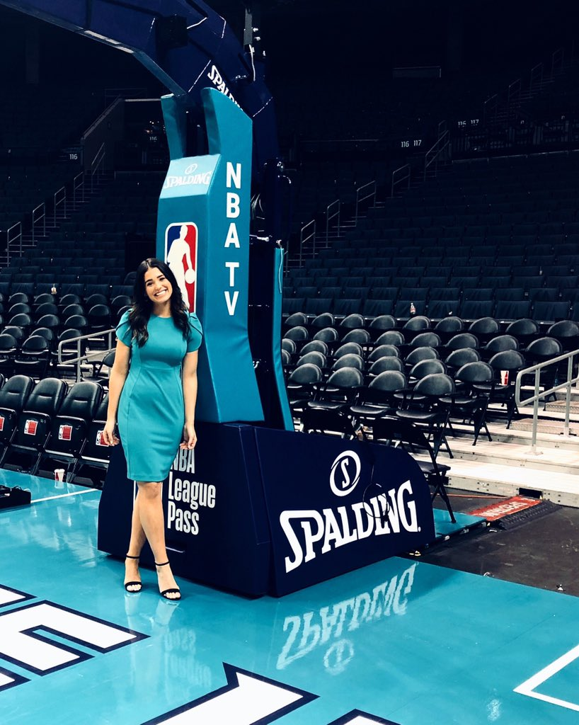 """Ashley ShahAhmadi on Twitter: """"Wow... don't even know what to say or where to begin. What an incredible season this was getting the chance to live out my dream covering the Hornets..."""