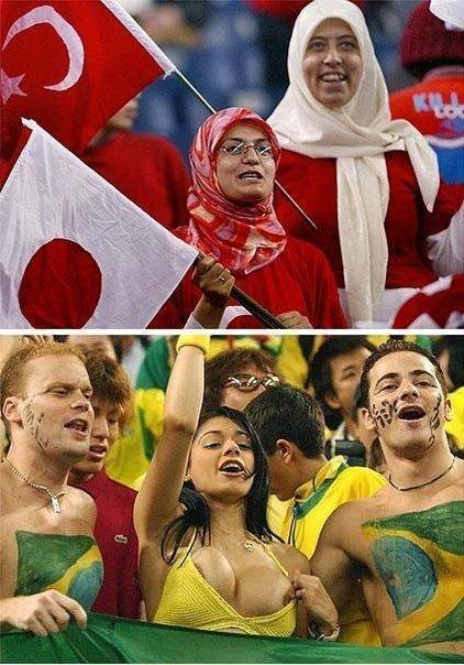 Демотиваторы про футбольных фанатов