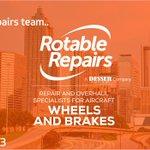 Image for the Tweet beginning: Meet the Rotable Repairs team