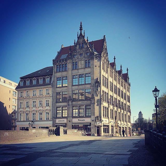 Илья's photo on #Mitte