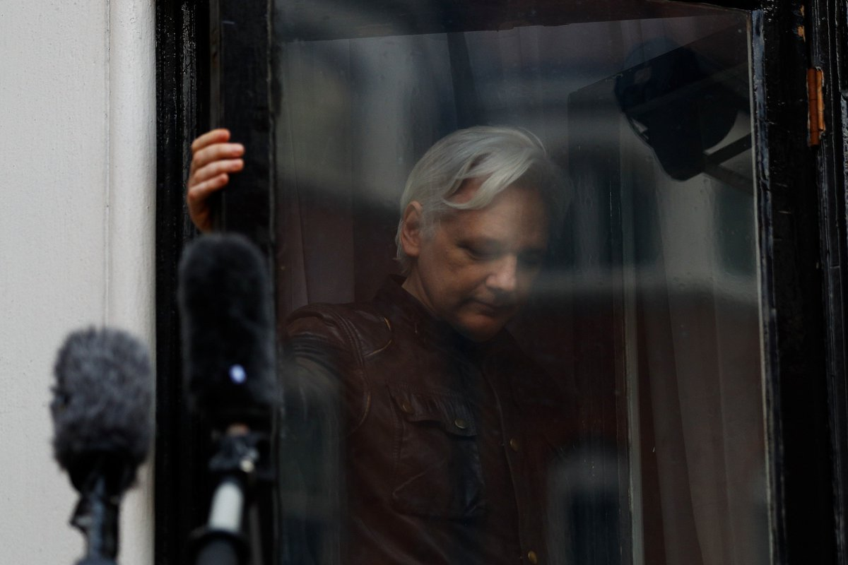 Expiration Dates Looming For Sex Allegations Against Julian Assange