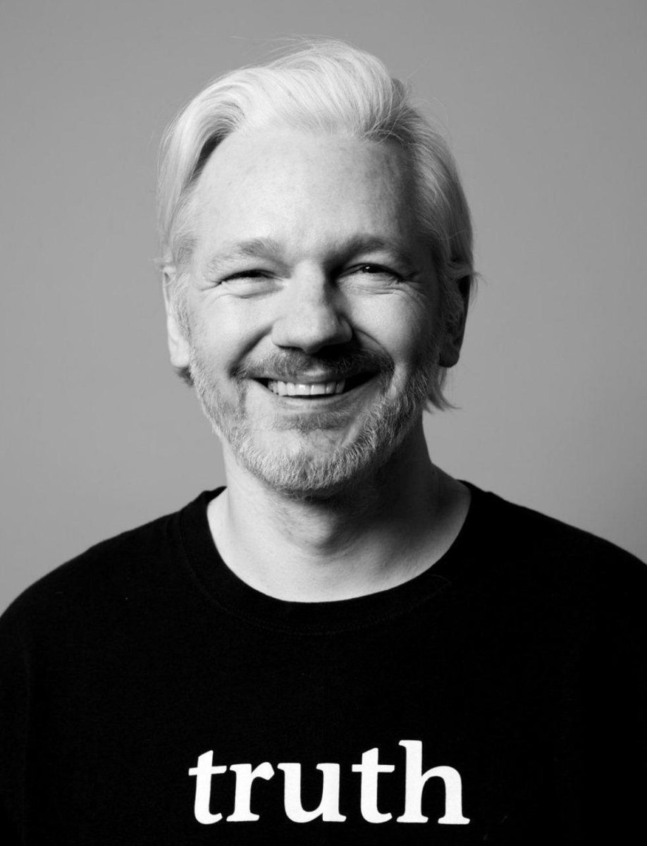 This man is a son, a father, a brother. He has won dozens of journalism  awards. He's been nominated for the Nobel Peace Prize every year since 2010. Powerful actors, including CIA, are engaged in a sophisticated effort to dehumanise, delegitimize and imprison him. #ProtectJulian