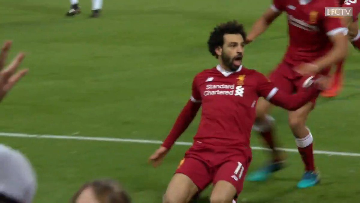 RT @LFC: MAGNIFICENT @MoSalah 👑  Every one of Mo's first 5⃣0⃣ @PremierLeague goals for the Reds... Enjoy 🤩 https://t.co/THmNdiVQ3i