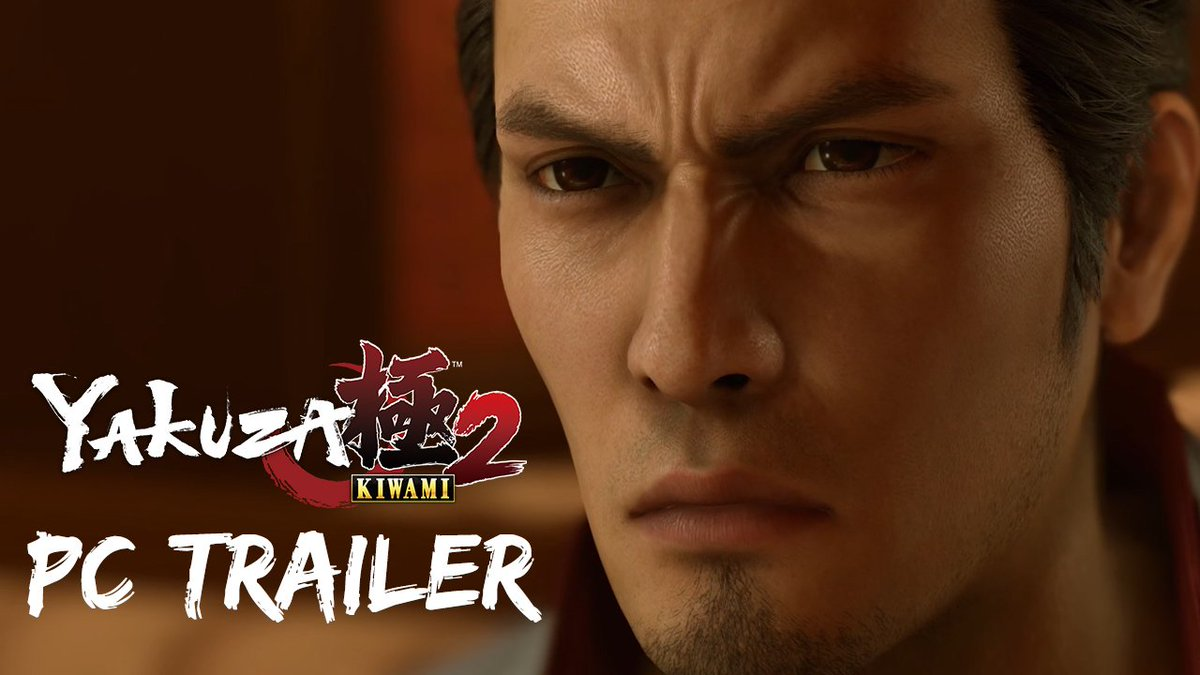 PC gamers can finally continue the epic story of the Dragon of Dojima as Yakuza Kiwami 2 is coming to PC on May 9th! Pre-order to get exclusive weapons, outfits and more! http://sega.vg/b23a30ooANp