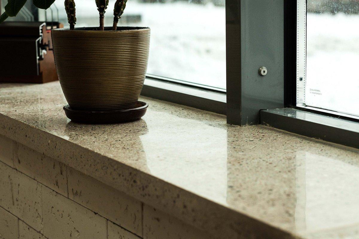 подоконные бетонные блоки фото условиях