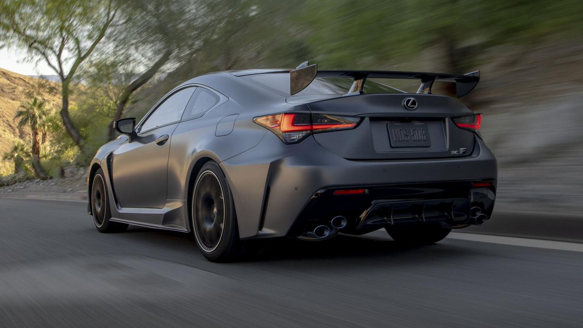 Top Gear On Twitter A Lexus That S Quite Possibly Better To Drive