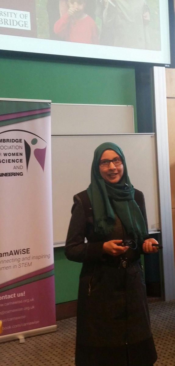 Cambridge AWiSE's photo on #WomenInSTEM