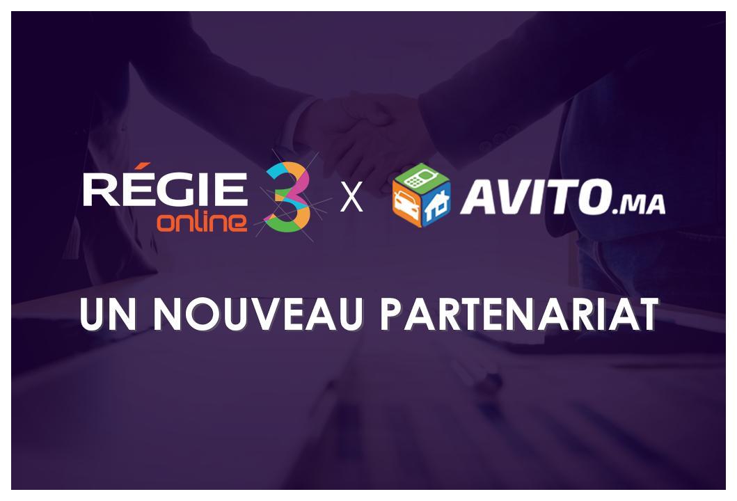 Nous sommes heureux d'annoncer notre partenariat avec la première agence média et acteur incontournable du marché publicitaire marocain RÉGIE 3 ! Un véritable contrat de confiance entre 2 leaders dans leur domaine d'activité respectif. #partenariat #media #digital