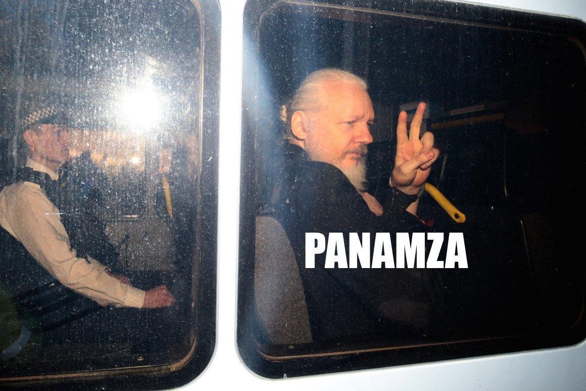 Assange arrêté : Wikileaks va-t-elle diffuser son dossier top-secret ?