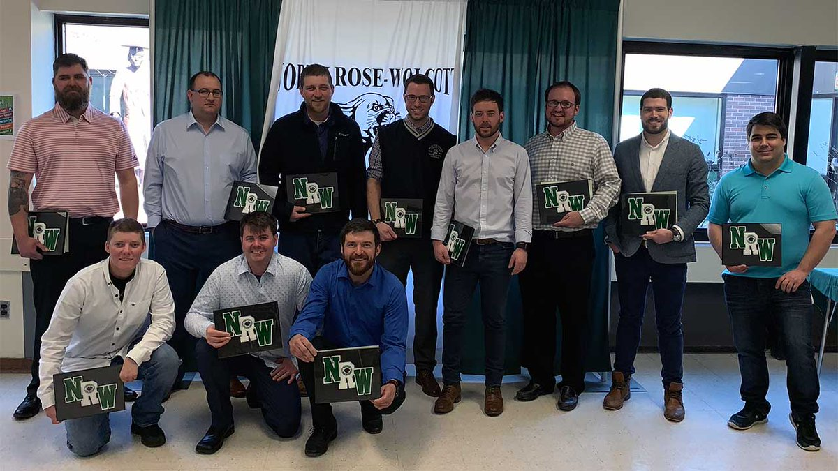 North Rose-Wolcott Athletic Hall of Fame inducts Class of 2019