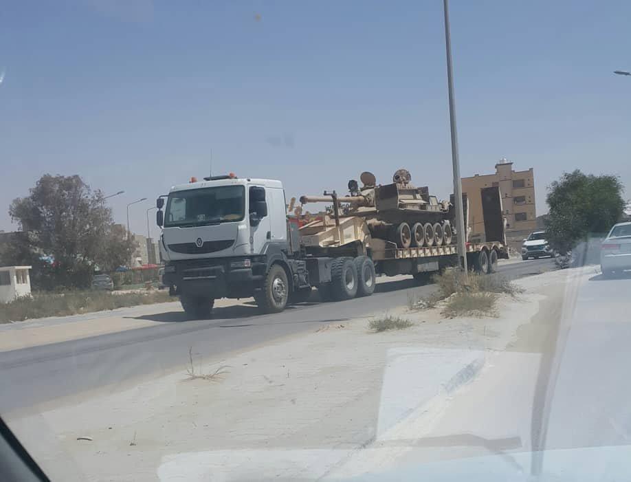 ليبيا: طرابلس تعلن الاستنفار لمواجهة قوات حفتر - صفحة 4 D34EyELXkAAi0M8