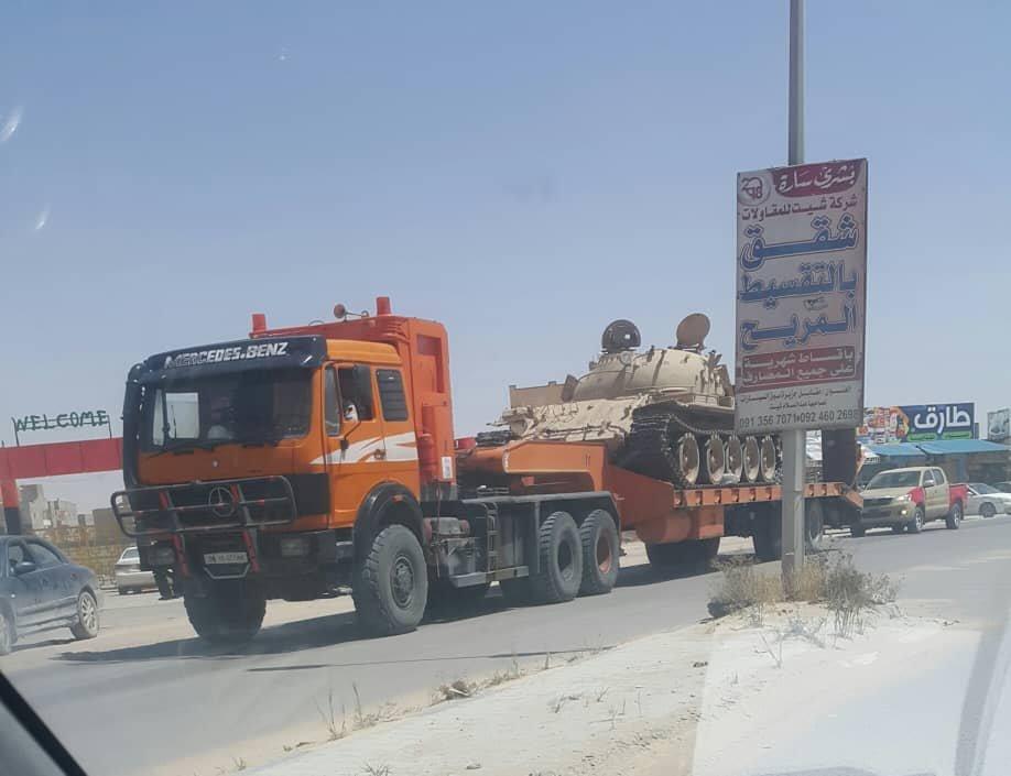 ليبيا: طرابلس تعلن الاستنفار لمواجهة قوات حفتر - صفحة 4 D34EydcWkAI7EZm