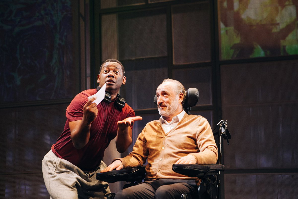 Roberto Álvarez protagoniza la versión teatral de 'Intocables'' en el Teatro Góngora de Córdoba http://bit.ly/2G3s4O2 #teatro #córdoba #estreno #intocables #RobertoÁlvarez @_PENTACION_ @JCimarro