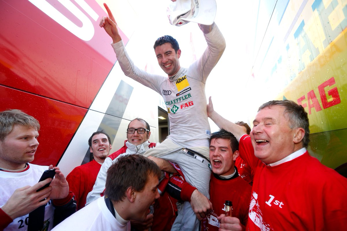 check out a524e 33c50 ... Mike Rockenfeller for a total of eight joint years in the  DTM.  Unforgettable  116 races, 2 x champion, 7 x winner, 27 x podium, 739  championship points ...
