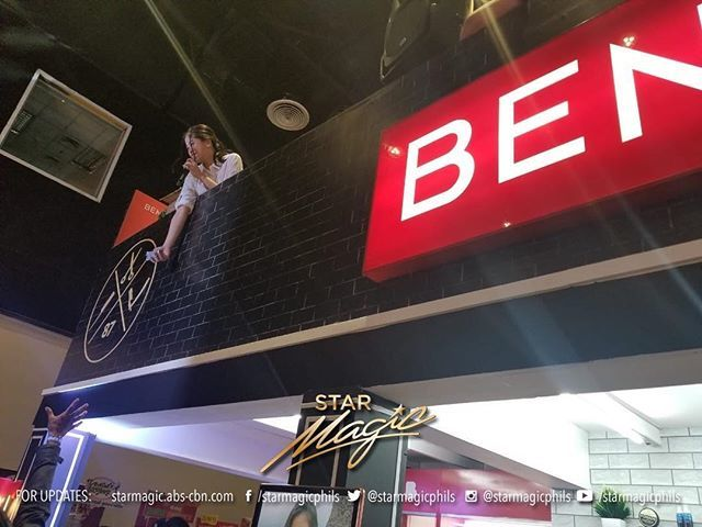 Kisses Delavin for Bench at the Super 8 Fun Fest 2019 http://bit.ly/2KsAxzO