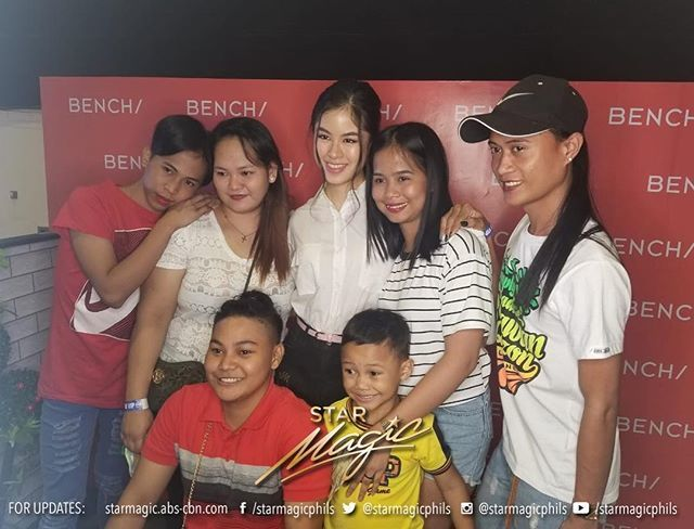 Kisses Delavin for Bench at the Super 8 Fun Fest 2019 http://bit.ly/2UTOdHU