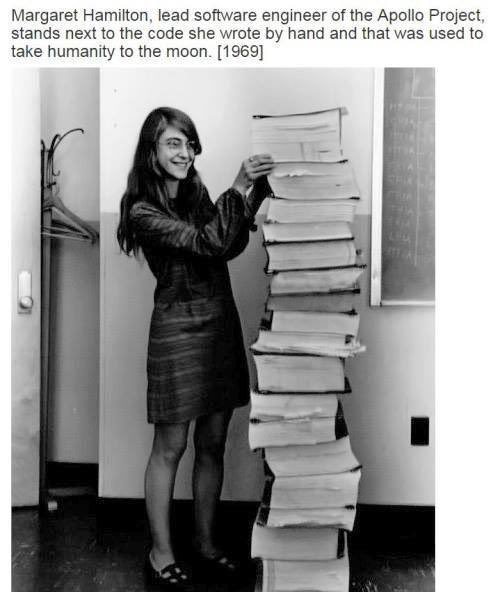 Mark Michael's photo on #WomenInScience