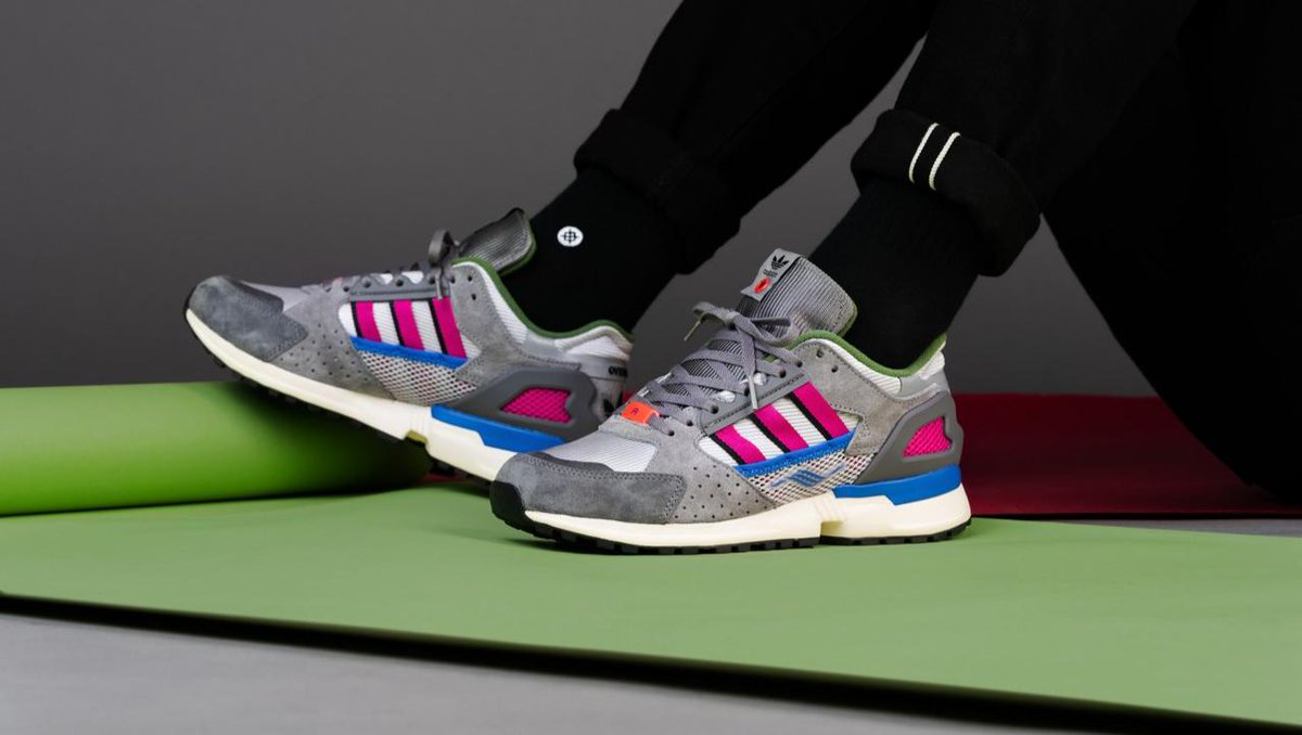 "772ef7bc9 The adidas Consortium ZX 10000 C ""GAME OVERKILL"" will release in-store on"