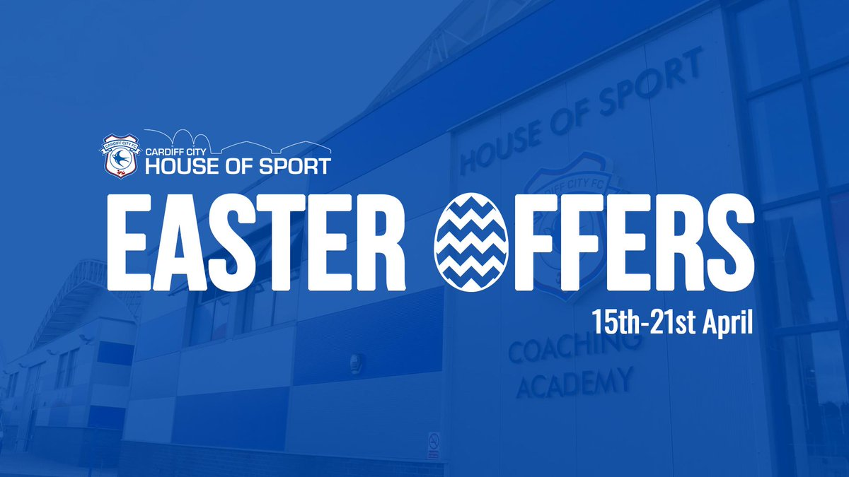 🐰 | Easter Offers at House of Sport!  Take a look at some of our fantastic deals! ✅  👉 http://bit.ly/2UAbZcZ