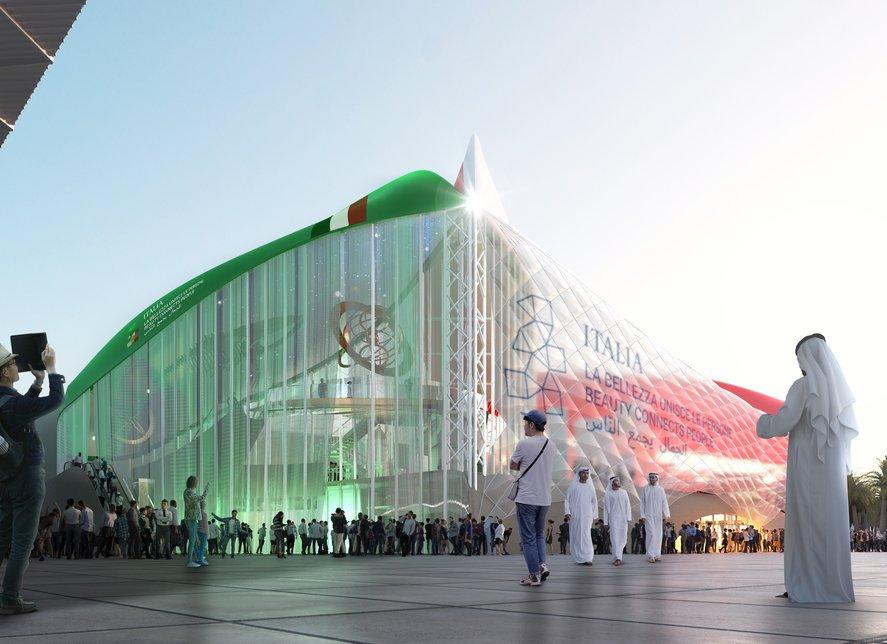 Design contest opens for Expo 2020 #Dubai's Al Forsan Amphitheatre  #DesignContest #DNG #Dubainewsgate #Expo2020 #ItalyPavilion #UAE