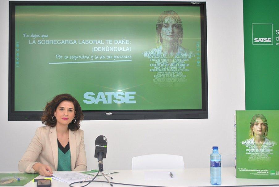 Foto cedida por SATSE Madrid