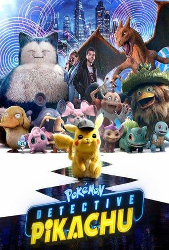766cf9527 Pokémon Pikachu a Detektív (2019) Teljes Filmek Magyarul Letöltése