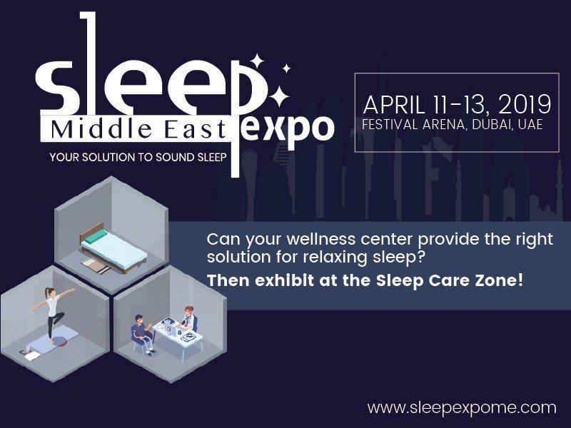 Sleep Expo: $28 billion revolution in rest hits #Dubai  #DNG #Dubainewsgate #MiddleEast #Sellers #SleepExpo #Sleepers #Technology #UAE