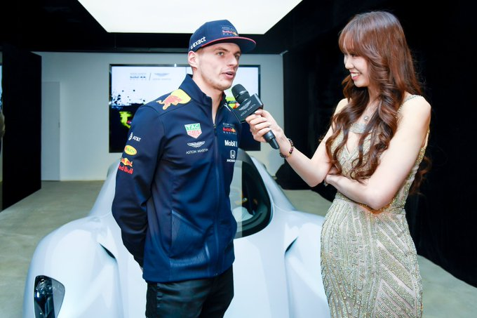 @Max33Verstappen join's us to answer…