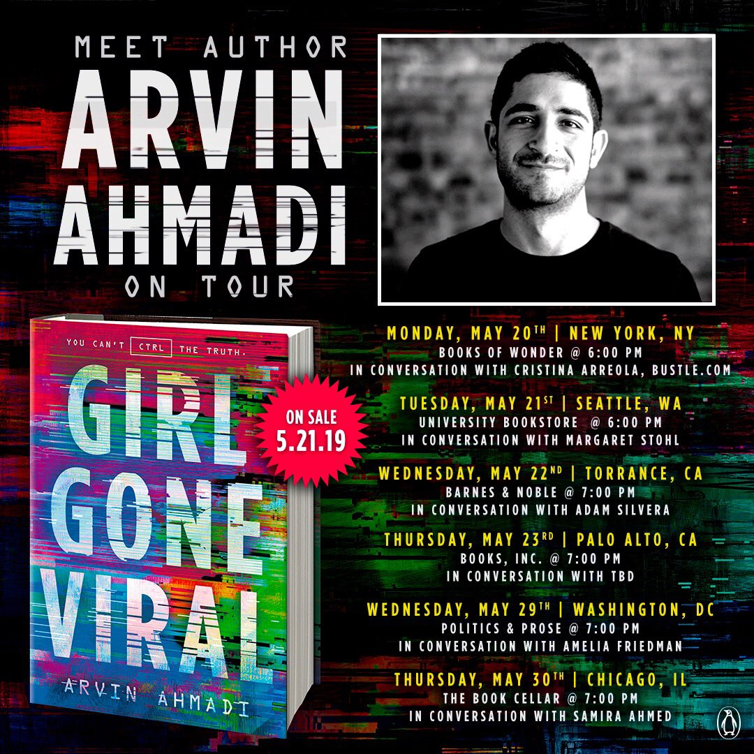 Girl Gone Viral Book Cover