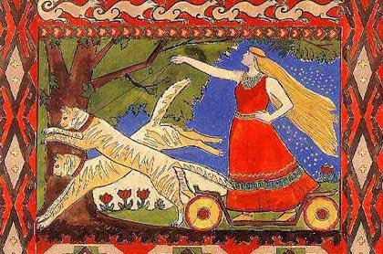 Betsy Cole S Tweet The Norse Goddess Freya Rides On A