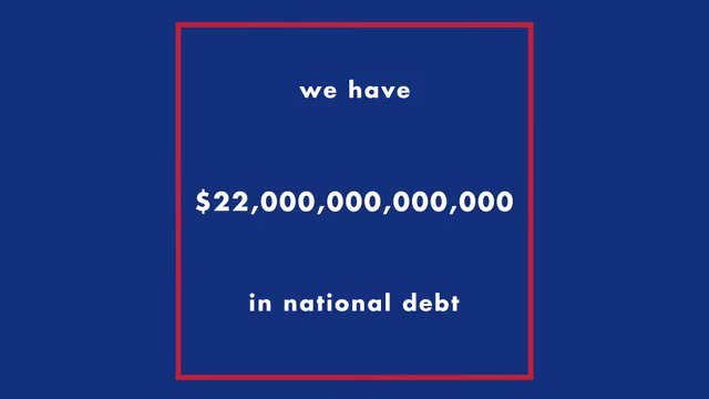 Washington is mortgaging our children's future. Treasury announced that so far this year, we've accumulated 15% more debt than we did in the same period last year. We need honesty and accountability. Let's come together for a bipartisan solution. See how this affects you:
