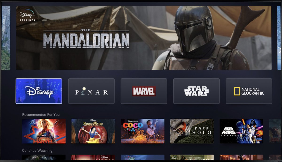 The Mandalorian, Premiere on Disney+ on November 12, 2019 - Page 3 D35-aWAUwAAaQ4e