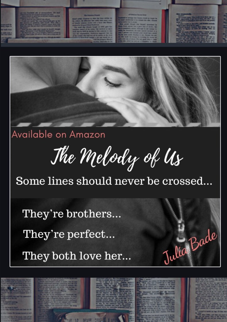 """The Melody of Us #amreading #newadult #IndieApril #romance #BookClub #Bookblogger #Amazon Five-Star Reviews: """"I devoured it."""" """"The love triangle works perfectly."""" amazon.com/dp/B01N4IPFMY/… amazon.com/dp/B01N4IPFMY/…"""