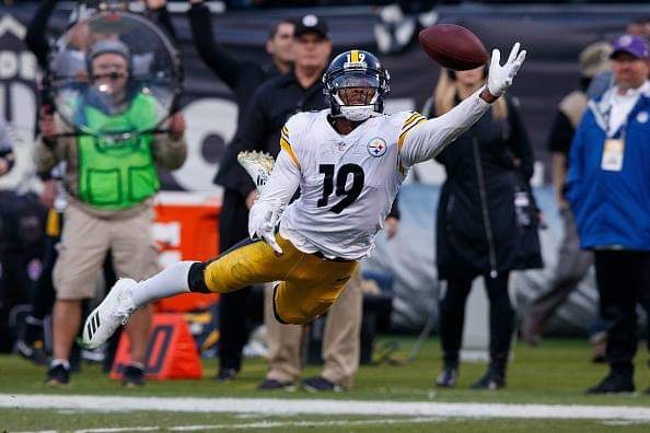 Retweet to show your love for @TeamJuJu   #SteelerNation has your back.