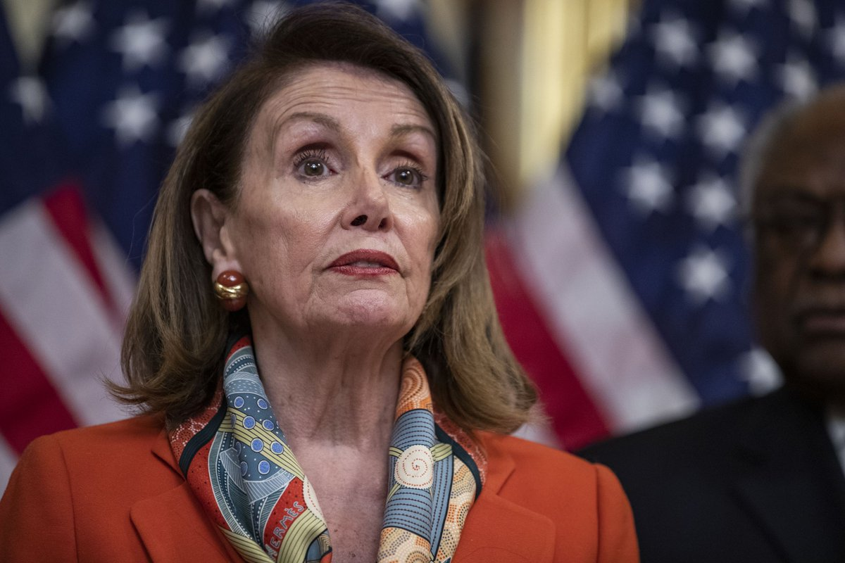 """Silicon Valley's self-regulating days """"probably should be"""" over, @SpeakerPelosi says"""
