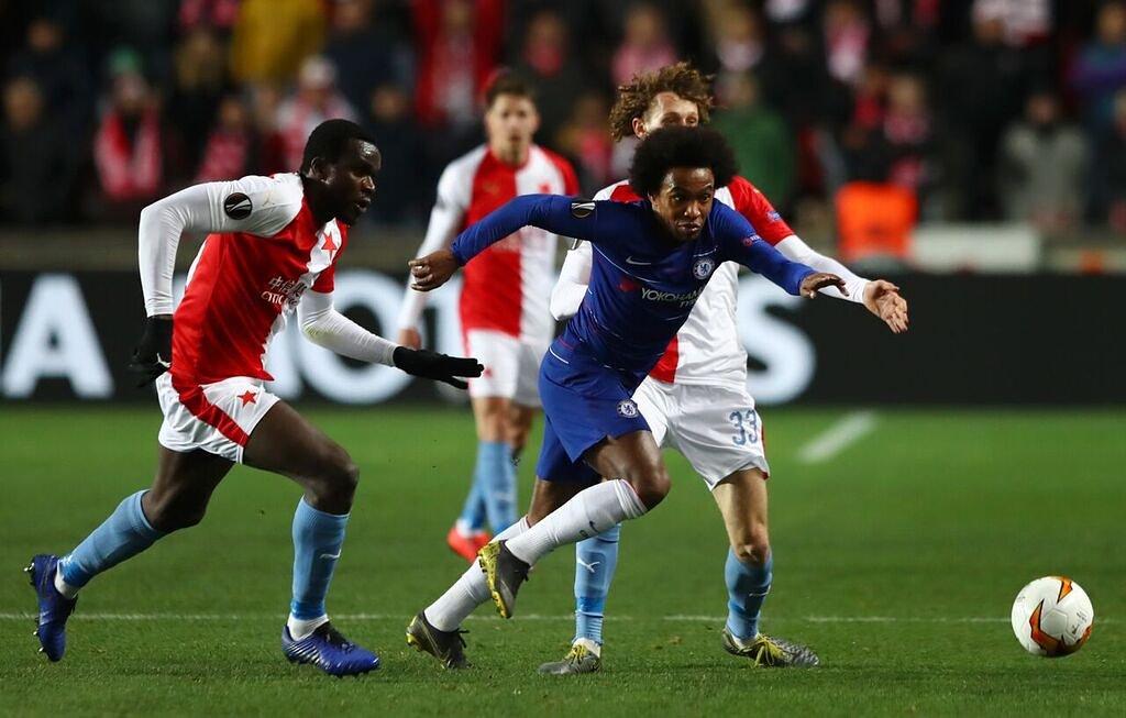 Xem lại Slavia Praha vs Chelsea