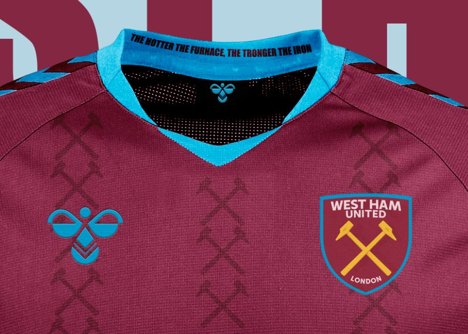 Kiddesigns On Twitter Westham United At Westhamutd Home By