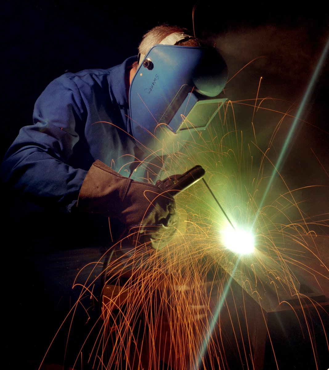 Make a career for yourself as a welder